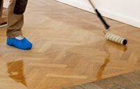 Gap filling & Finishing services provided by trained experts in Floor Sanding Wickford